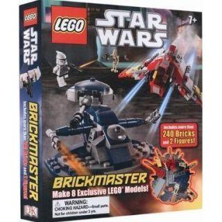 LEGO BRICKMASTER STAR WARS   Achat / Vente livre Collectif pas cher