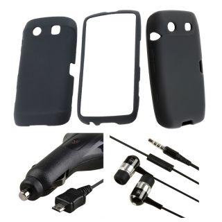 Black Cases/ Headset/ Car Charger for Blackberry Torch 9850/ 9860