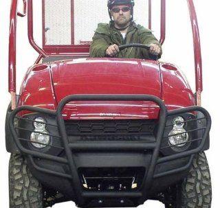 Front Bumper. Wrinkle Black Steel. 166 600wm    Automotive