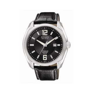 Citizen Eco Drive Mens Titanium Sport Watch