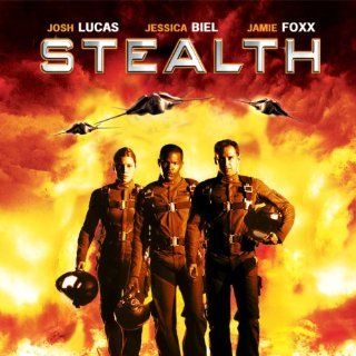 Stealth: Josh Lucas, Jessica Biel, Jamie Foxx, Sam Shepard