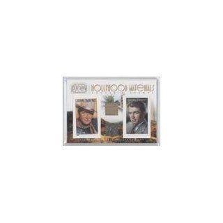 John Wayne/Jimmy Stewart #167/250 (Trading Card) 2010 Panini Century