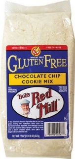 Gluten Free Chocolate Chip Cookie Mix   2 / 22 Oz. Bobs Red Mill