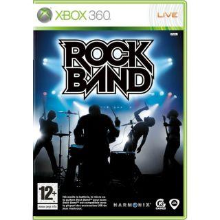 XBOX360   Achat / Vente XBOX 360 ROCK BAND XBOX360
