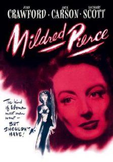 Mildred Pierce Joan Crawford, Jack Carson, Zachary Scott