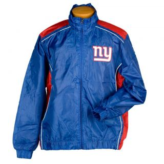 G3 Mens New York Giants Light Weight Jacket