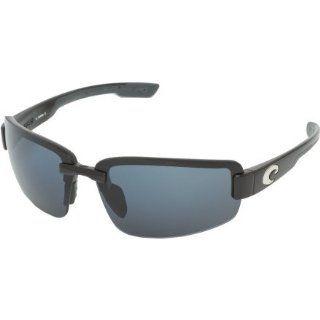 COSTA DEL MAR Seadrift Sunglasses, Black Shoes