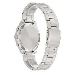 Seiko Mens Chronograph Stainless Steel Quartz Watch