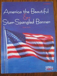 America the Beautiful & Star Spangled Banner (Flute Solo)