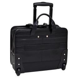 McKlein 17 inch Wheeled Laptop Case