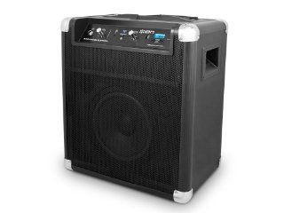 ION Block Rocker Bluetooth Portable Speaker System with