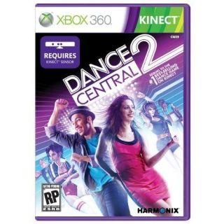 Achat / Vente XBOX 360 DANCE CENTRAL 2 / Jeu X360