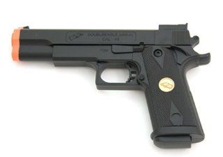Double Eagle Colt .45 1911 Pistol P.169 Airsoft Gun Sports & Outdoors
