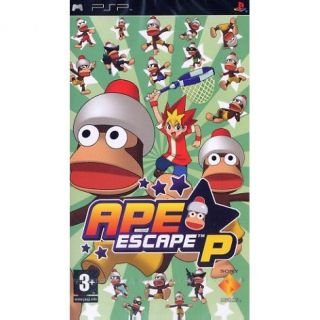 APE ESCAPE P   Acha / Vene PSP APE ESCAPE P   PSP