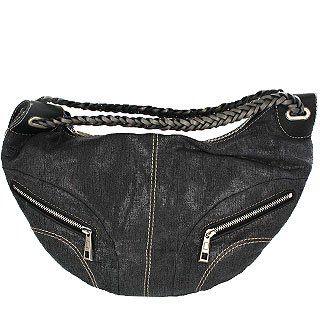 Luana HAndbags Morgane Lmor1tm02 (Black) Clothing