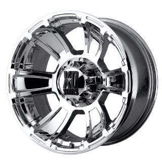 XD Series Revolver XD796 Chrome Wheel (20x10/8x170mm)