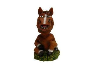 Mini Bobble Head Horse Toys & Games