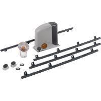 Kit complet coulissant 400 kg. Compatible Panne…   Achat / Vente