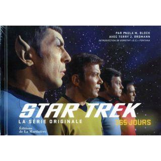 Star Trek ; la série originale ; 365 jours   Achat / Vente livre