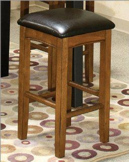 Intercon Backless Counter Stool Siena INSNBS35L (Set of 2