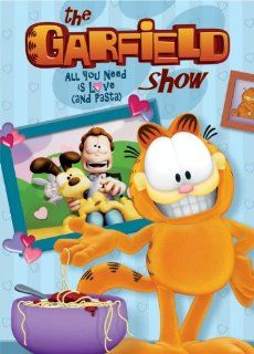 Garfield Show All You Need Is Love & Pasta   Movies