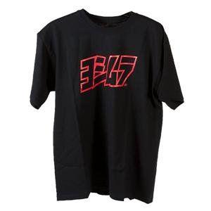 Yoshimura Logo T Shirt   Large/Black    Automotive