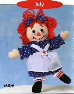 Raggedy Ann   July By Applause 8 #A16876 Toys & Games