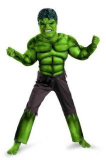 Avengers Hulk Classic Muscle Costume Clothing