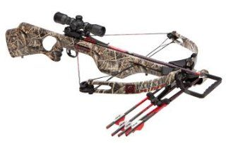 Parker Buck   Buster HP 175 Crossbow with 3X Illuminated
