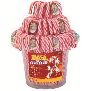 Mega Candy Canes   Achat / Vente CONFISERIE DE SUCRE Mega Candy Canes