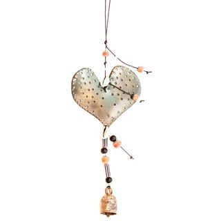 Hearts A Flutter Wind Chime (India)