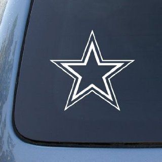 DALLAS COWBOYS   Football Vinyl Car Decal Sticker #1747  Vinyl Color