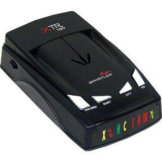Whistler XTR 180 Battery   Operated Laser Radar Detector