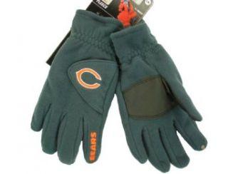 180s NFL Chicago Bears Glove Dark Denim L/XL Clothing