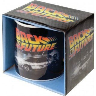 Back To The Future   Ceramic Coffee Mug Kitchen & Dining