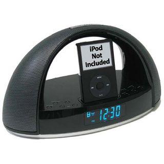 Curis iMode IP220 Sleek iPod Speakers/ Alarm Clock (Refurbished