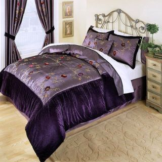 Passion Luxury Bedding Ensemble with 230tc Sheet Set