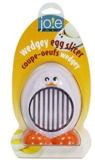 Jo!e Wedgey Boiled Egg Slicer: Kitchen & Dining