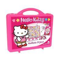 Mallette 50 jeux Hello Kitty   Achat / Vente JEU DE PLATEAU Mallette