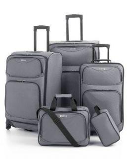 Tag Coronado II 5 piece Luggage Set (Gray) Clothing