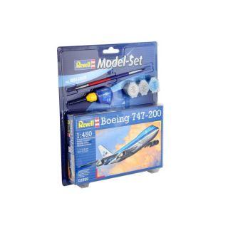 Model Set Boeing 747 200 1450   Achat / Vente MODELE REDUIT MAQUETTE