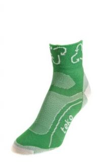 Teko Evapor8 Womens Ultralight Minicrew Socks Clothing