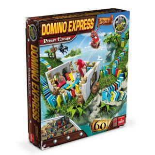 Goliath   Domino Express Prison Escape   Les dominos veulent sévader