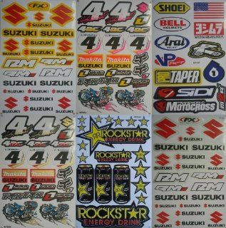 SUZUKI RM 4 Motocross Rockstar Energy Drink Supercross
