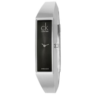 Calvin Klein Womens Section Stainless Steel Watch