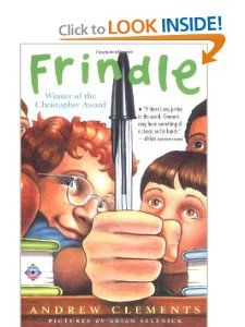 Frindle Andrew Clements, Brian Selznick 9780689818769