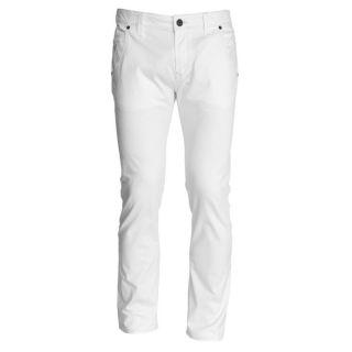GUESS Pantalon Cooper Homme Blanc   Achat / Vente PANTALON GUESS