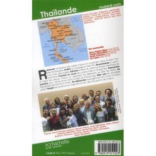GUIDE DU ROUTARD; Thaïlande (édition 2012)   Achat / Vente livre