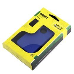 OtterBox Blue Impact Case/ Screen Protector/ Headset for Apple iPhone