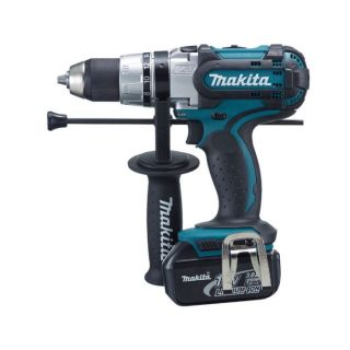 Perceuse visseuse à percussion Ø 13 mm 18 V LXT BHP454RFE MAKITA